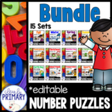 Number Puzzles Bundle