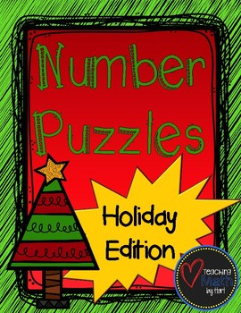 Number Puzzles - Holiday Edition