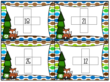 Number Puzzles: Plus 10, Minus 10, Plus 1 and Minus 1
