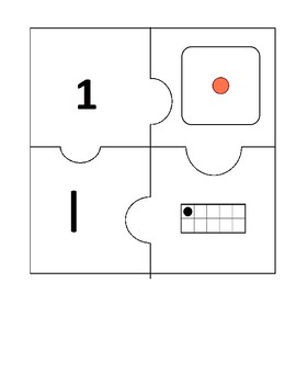 Number Puzzles Set 2 (1 to 20)