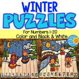Number Puzzles: Winter 1-20