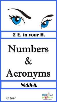 Number Puzzles and Acronyms.