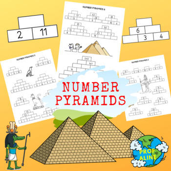Number Pyramids, Distance Learning