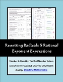 Number & Quantity: The Real Number System Properties of Exponents