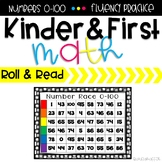 Number Race to increase Fluency