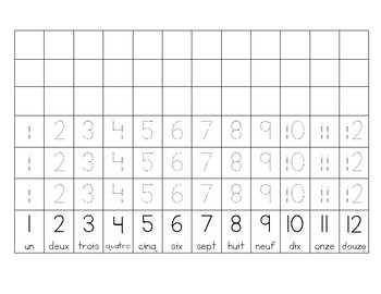 Number Race (in French)