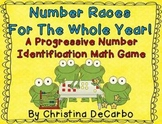 Number Races for the Whole Year! Math Games for Kids