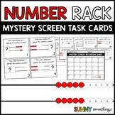 Number Rack Task Cards (Rekenrek)