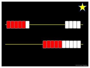 Number Racks (Rekenreks) Posters and Games