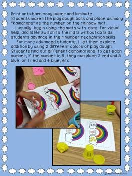 Number Rainbow-Bilingual