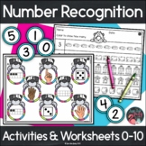 Number Recognition 0-10