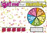 Number Recognition 0-10 'Get Me Task'