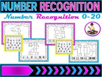Number Recognition 0-20