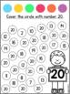 #tpttreats Number Recognition 1-20 - number sense worksheets