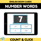 Number Recognition Assessment 0-10 Boom Cards