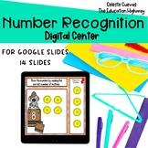 Digital Center | Number Recognition | Detectives