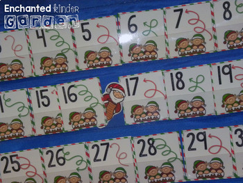 Number Recognition - Find That Santa