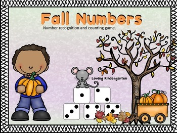 Number Recognition Game
