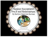 Number Recognition Game for Pre-K and Kindergarten