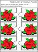 Number Recognition & Letter Recognition: Apple Letter & Nu