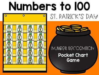 Number Recognition: Lucky Leprechauns