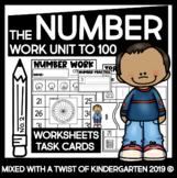 Number Recognition   Numbers 1-100   Kindergarten