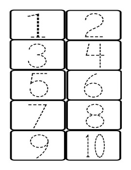 Number Recognition Part 1