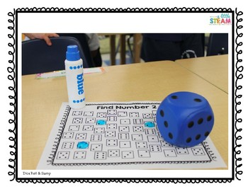 Number Recognition Play Mats