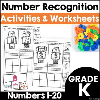 Number Recognition Sorts