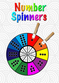 Number Recognition Spinners