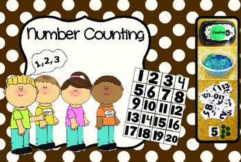 Number Recognition and Counting