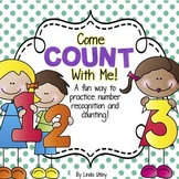 Number Recognition and Counting Activity