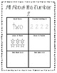 Number Identification 0-10 Packet