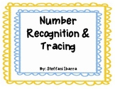 Number Recogniton & Tracing in Spanish