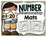 Number Relationship Mats