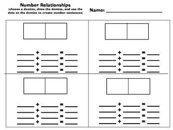 Number Relationships