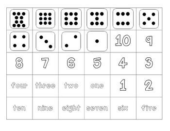 Number Representation Match