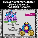 Number Representation & Place Value for 2-Digit Numbers