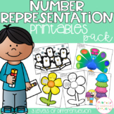 Number Representation Printables