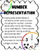 Number Wheels - Number Sense and Subatizing