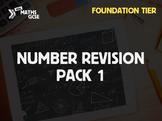 Number Revision Pack 1 (Foundation Tier)