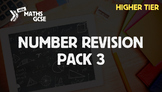 Number Revision Pack 3 (Higher Tier)