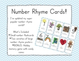 Number Rhymes 1-10