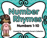 Number Rhymes