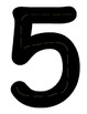 Number Road 1-9