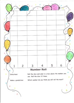 Number Roll