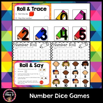Number Dice Games