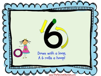 """Number """"SECRETS"""" (Auditory Rhymes w/ Visual References) *aligned w/Common Core"""