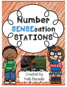 Number 'SENSE'sation Stations