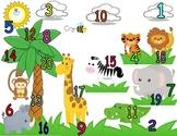 Number Safari Hunt